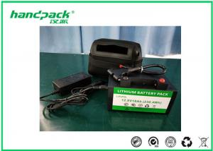 China 12V 18Ah Rechargeable LiFePO4 Golf Trolley Battery Pack With 2 Years Warranty on sale