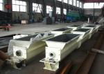 Coal Sand Bulk Material Spiral Trough LS Screw Conveyor CE Certificate