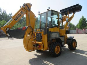 China China Dongze Brand Cheap Mini Backhoe Loader WZ45-16 Small Backhoe for Sale on sale