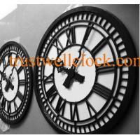 China large custom wall clocks,big custom wall tower building clocks movement mechanism,oversize round outdoor wall clocks on sale