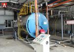 1000 Kgh Diesel Powered Industrial Steam Boiler For Food Processing