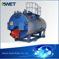 Low Emission New Type Oil Gas Fired Boiler Steam For Industrial