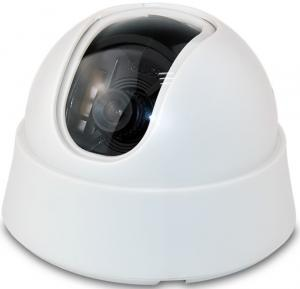 China Weatherproof Varifocal IR Dome Camera IP , Vandal Resistant Dome Camera on sale
