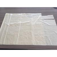 China Beauty Salon PE Disposable Hairdressing Capes / Disposable Barber Cape Waterproof on sale