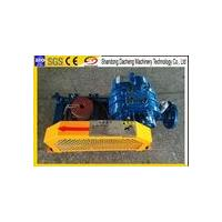 Chemical Industry Aeration Blower Positive Displacement Stable Operation