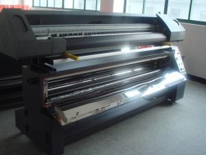 China Dye Sublimation Fabric Printer 1.8M print on transfer paper on sale