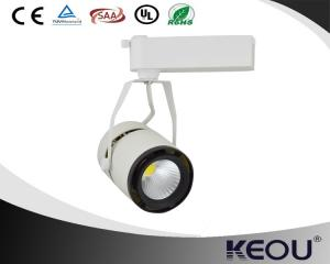 China Dimmable 1/3 Phase 30w Led Tracklight Citizen COB CE ROHS on sale
