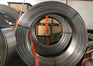 China Professional Industrial Steel Pipe High Hardness 201 304 304L ASTM A269 A249 on sale