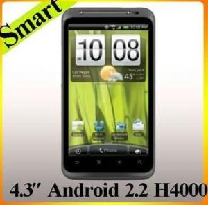 China Hero H4000 4.3 capacitive touch screen Android 2.2 WiFi GPS smartphone on sale