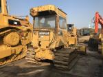 6 Way Blade Used CAT Bulldozer 5L Displacement 7785kg Operating Weight