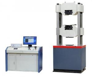 China Universal Materials Tensile Testing Machine , 300KN Hydraulic Tensile Compression Tester on sale