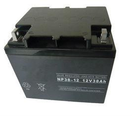 China SMF rechargeable battery 12V 38Ah sealed maintenance free battery for wind , telecom on sale