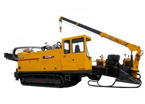 China 150 Ton Hdd Drilling Equipment Natural Gas Pipeline With Mud Recycling System on sale