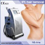 Cavitation Body Slimming IPL Hair Removal Machines For Vascular Removal