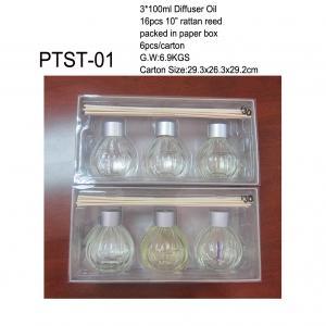 China Los productos orgánicos del baño, regalo del baño de burbujas fijaron con el aceite del difusor, rota Reed para la belleza on sale