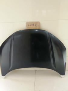 China Honda City 2015 Car Bonnet Hood / Car Parts Hood With Electrophoretic Surface Treatment on sale