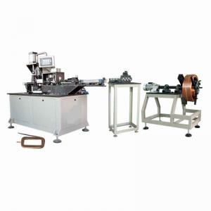China Round Coil Forming Armature Winding Machine / AC 220V 380V on sale
