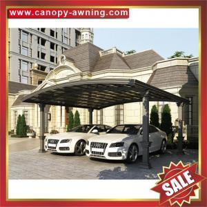 China aluminium carport,car shed,aluminium alloy carport,car shelter,polycarbonate carport,carport-excellent car rain shelter on sale