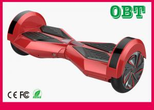 China Stand Up Self Balancing Electric Scooter Drifting Board , Two Wheel Electric Vehicle Self Balanced on sale