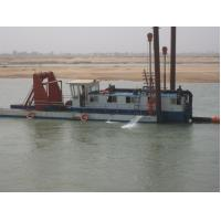 cutter suction iron ore dredging boat