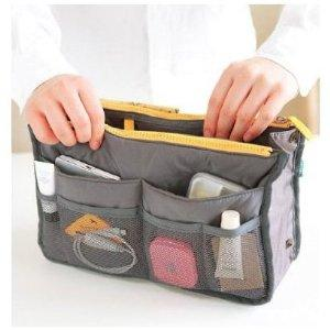 China Multifuntion bag in bag handbag organizer for travel on sale