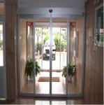 O controlador de Digitas 200kg escolhe/porta deslizante do dobro para a casa de campo residencial