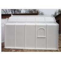China Calf Housing Optional Fence Dairy Calf Hutches For Calves , Sheep , Goats on sale