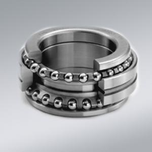 China Low operating friction and high limiting speed thrust ball bearings for lead screws on sale