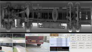 China Under Vehicle Inspection Systems For Cars security management in Government Buidling on sale