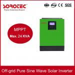 5KVA 4000 Watt Solar Power Inverters for Solar Panel System , CE ROHS Standard