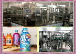 Electric Driven Carbonated Drink Filling Machine Gas Drink Bottle Filling Machine
