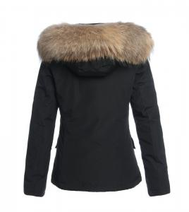 Woolrich women's down coats
