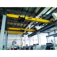KSL type electric single girder crane