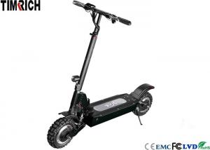 China TM-XLT-0901 11 Inch Off Road Electric Scooter Strong Power Maximum Range 90 KM 25H Battery on sale