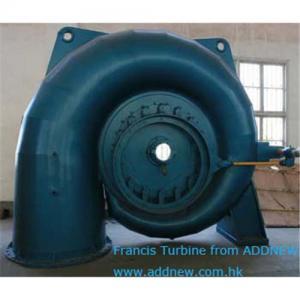 China Pelton Hydro Turbines (Impulse Turbines) on sale