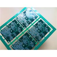 China 10 Layer PCB Built On Tg170℃ FR4 With Single-End / Differential Impedance Control on sale