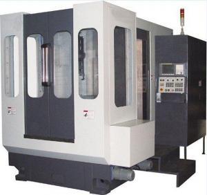 China 4 Axis Linkage CNC Horizontal Machining Center BoHM 500 on sale