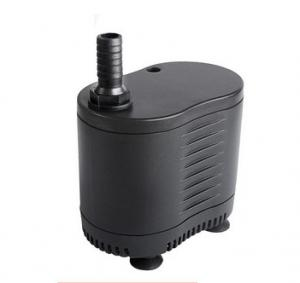 China AC Power 60W Small Portable Air Coller Fan Electric Water Pump With Water Outlet on sale