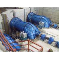 0.1MW-10MW Horizontal S Type Turbine with Synchronous Generator, Speed Governor, Inlet valve