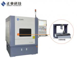 China 3D Precision Fiber Laser Cutting Machine Used for Mobile Phone Key-button / Mobile Receive / Tube on sale