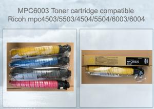 China Color Laser Printer Ricoh MPC6003 Toner for Aficio MPC4503 MPC5503 MPC6003 on sale