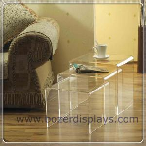 China Acrylic Coffee Table/Acrylic Cup Table/Acrylic Table on sale