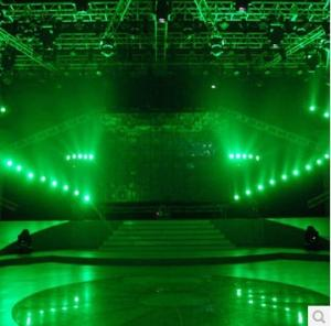 China Strobe effect 16 W DMX LED Par Stage lights For Pub dancing lighting on sale