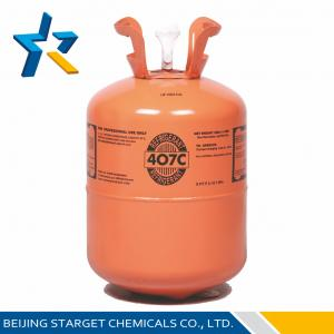 China R407C 99.8% Purity Air Conditioning Refrigerants on sale