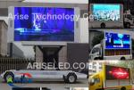 Truck Mounted LED Display P10mm P5 P4 P6 P8 P10 P12 outdoor Truck Mobile LED Display Digit
