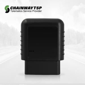 China 2G OBD, Car GPS tracker for real time tracking for Fleet management and insurance company,telematics software, on sale