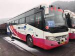 Yutong Second Hand Bus ZK6112D With 53 Seats LHD 2012 Year 177kw Power
