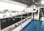 Busbar Inspection Macine , Busduct Production Line Phase / Wire 3P3W 3P4W 3P5W