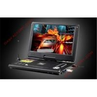 China 13 inch TFT LCD DVD Player + TV + Game on sale