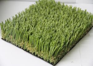 China High Density Outdoor Artificial Grass Turf , Artificial Putting Green Grass on sale